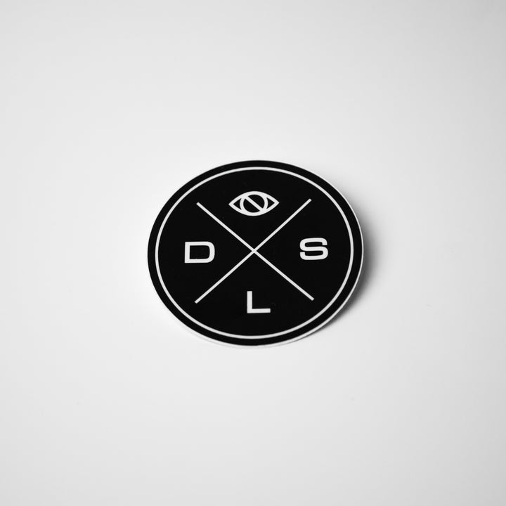 Don't Lose Sight Emblem Sticker