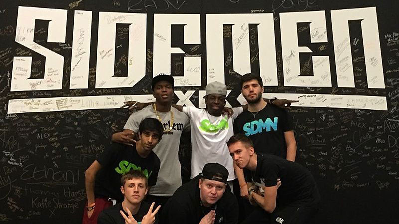 YouTube superstars The Sidemen are coming to Dubai's Insomnia Gaming Festival