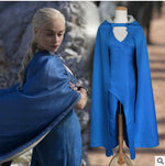 Daenerys Targaryen Game Of Thrones Cosplay Costume Party Dress for Women