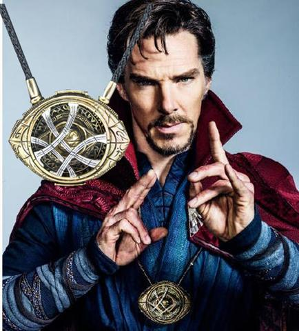 Doctor Strange Eye of Agamotto Necklace - Avengers