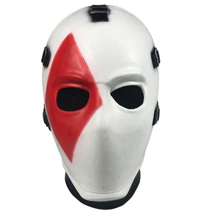 Open image in slideshow, Fortnite High Stakes Mask Cosplay Fortnite High Stakes Masks Battle Royale Adult Half Face Helmet