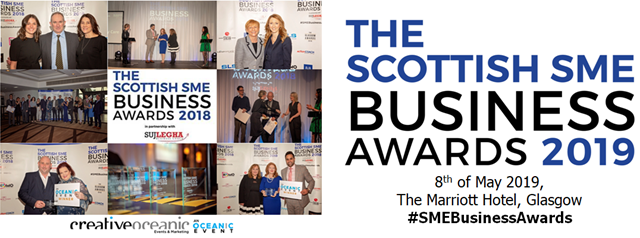 The Scottish SME Business Awards 2019