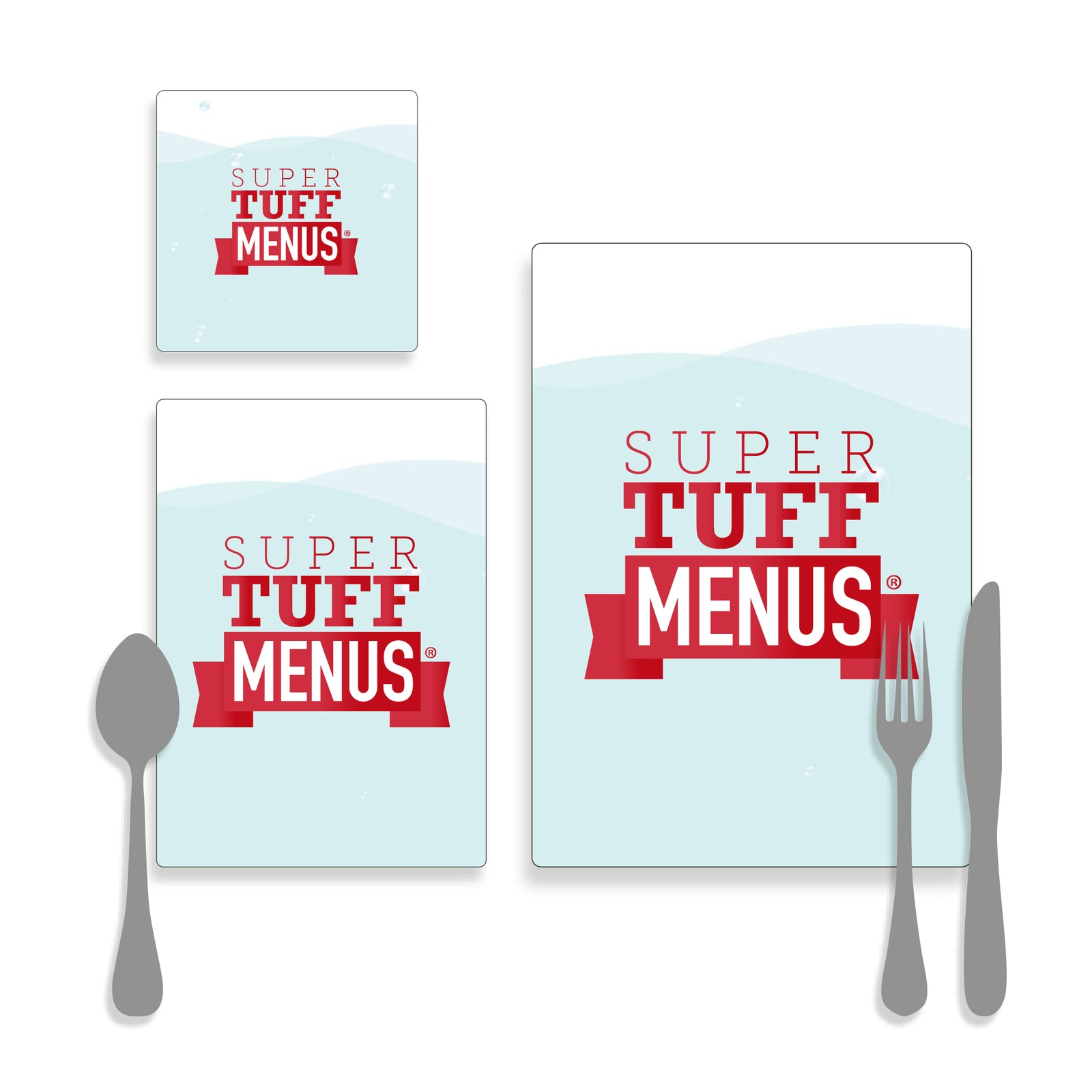 FREE SuperTuffMenu Sample Small