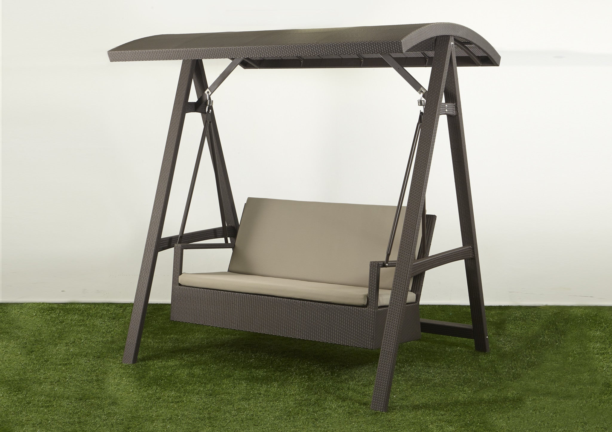 Neola Swing With Roof Boulevard Outdoor Inspirations