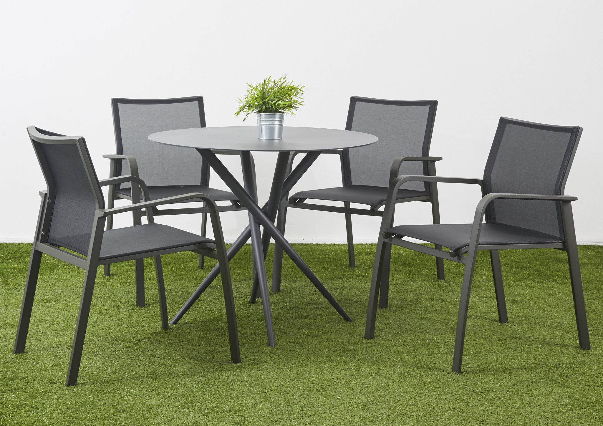 LYON WITH KAVALA 2 SEATER 4 SEATER DINING SET Boulevard Outdoor