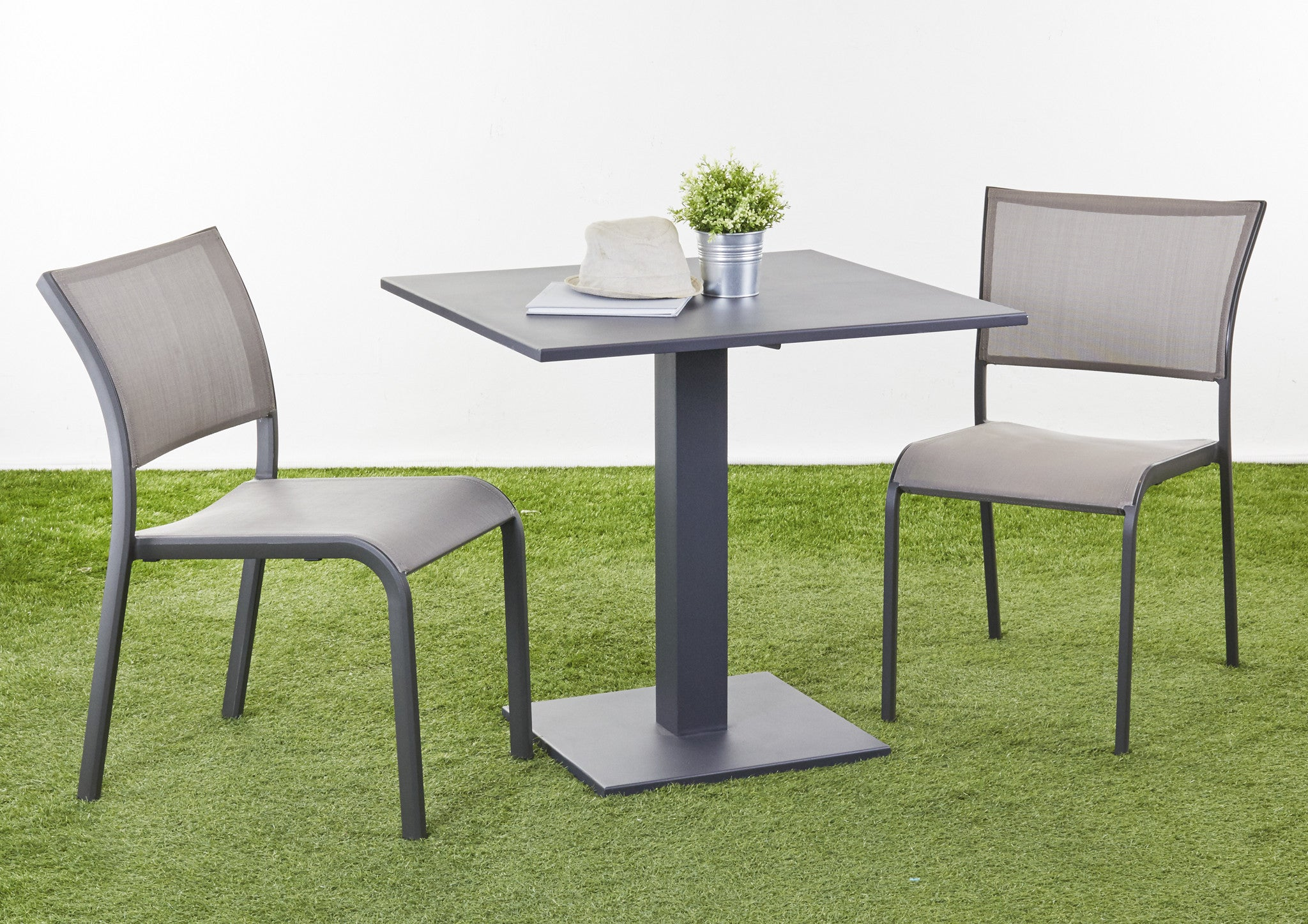 ZEUS VOLOS 2 SEATER 4 SEATER DINING SET Boulevard Outdoor