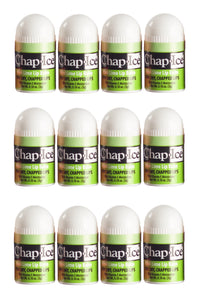 Chap-Ice Mini Lip Balm Bulk - Kiwi-Lime - 12 count