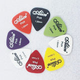 Alice Guitar Picks Box Case (24/30/40/50-pieces) (0.58-1.5mm mix)