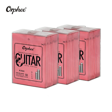 Orphee KX-80 Ukulele Strings (10-pack)