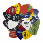 Alice Guitar Picks (0.58-1.50mm) (50 pieces)