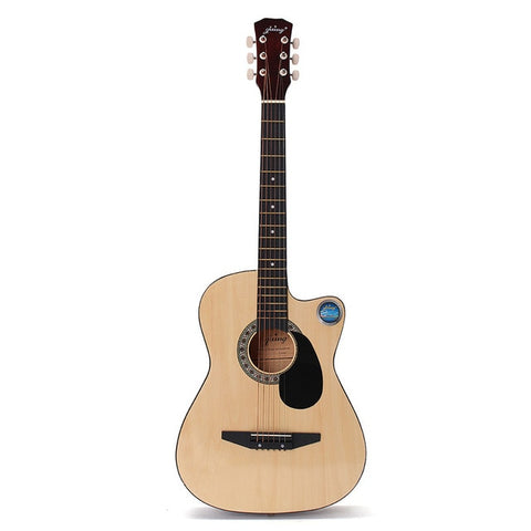ZEBRA (38 Inch) Beginner's Acoustic Guitar