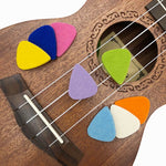 SLOZZ Soft Felt Ukulele Picks