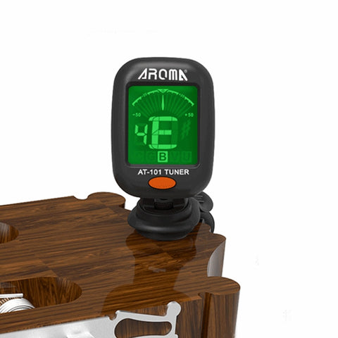Aroma AT Digital Clip-on Guitar Tuner
