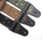 Cotton Guitar Straps
