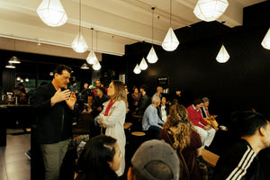 Baristas Film Screening | Highlights