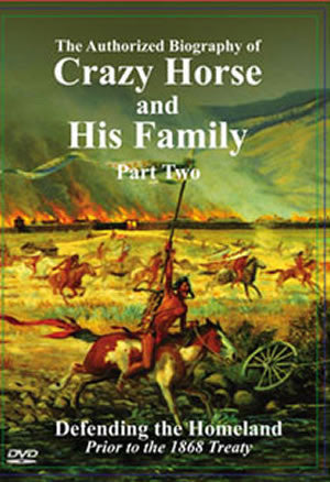 Biography Of Crazy Horse: Part 2 (DVD)