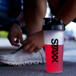 STAXX Pre-workout Fruit Punch in STAXX Shaker Bottle