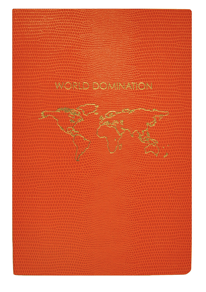 SOFTCOVER NO°11 - World Domination