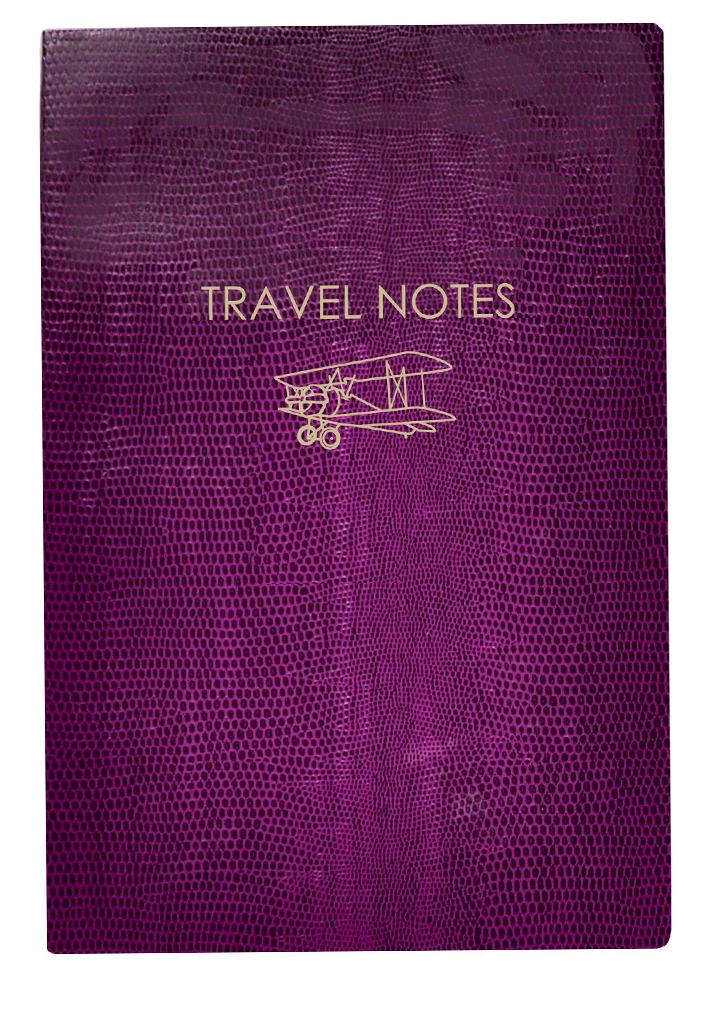 SOFTCOVER NO°95 - Travel Notes