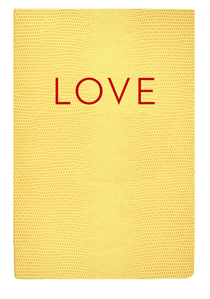 SOFTCOVER NO°89 - LOVE