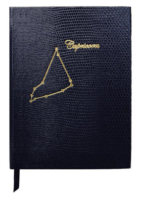 CONSTELLATION NOTEBOOK NO°29 - CAPRICORN