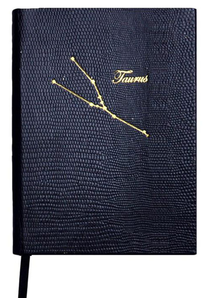 CONSTELLATION NOTEBOOK NO°20 - TAURUS