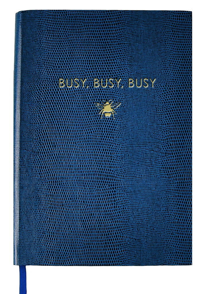 NOTEBOOK NO°69 - BUSY BUSY BUSY