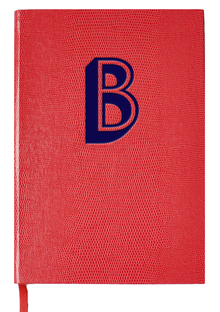 ALPHABET NOTEBOOK - B