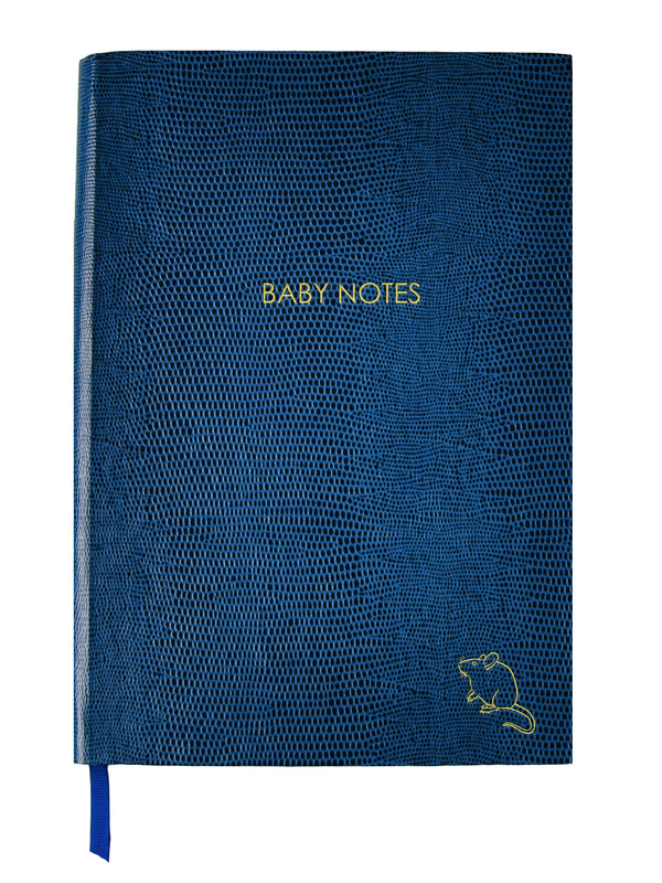 NOTEBOOK NO°124 - BABY NOTES
