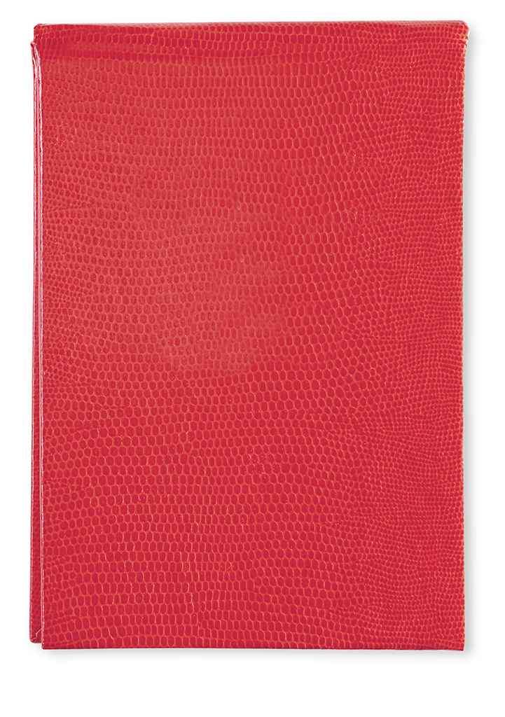 REFILLABLE NOTEPAD - CHERRY