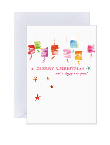 Holiday Cards - Chinese Lanterns