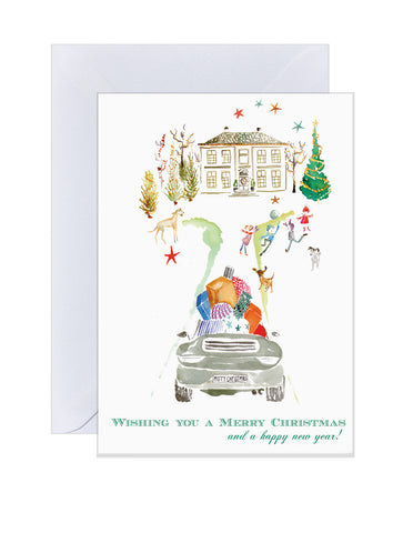 Holiday Cards - Road Trip