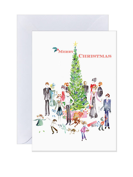 Holiday Cards - Christmas Tree