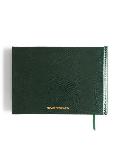 Sloane Stationery - Apres Ski  - Visitor Book