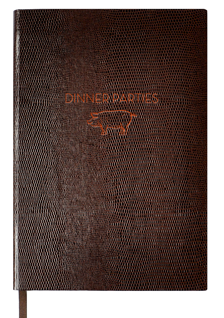NOTEBOOK NO°3 - DINNER PARTIES