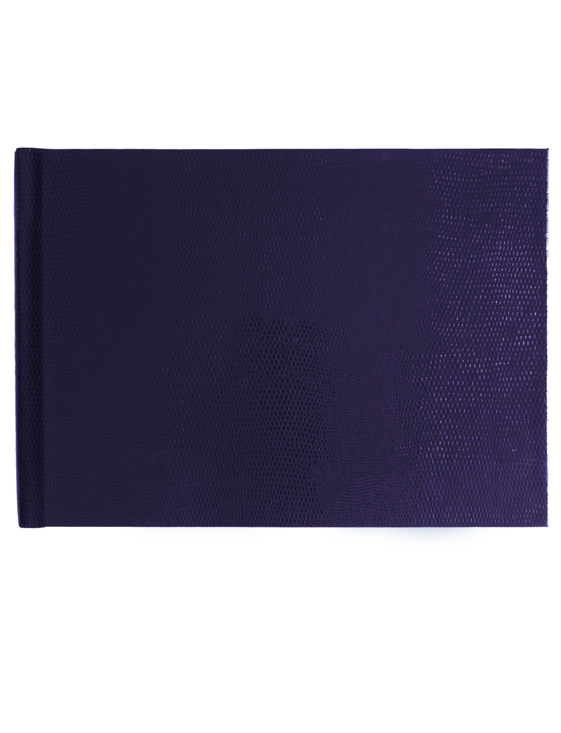 GUEST BOOK - PURPLE
