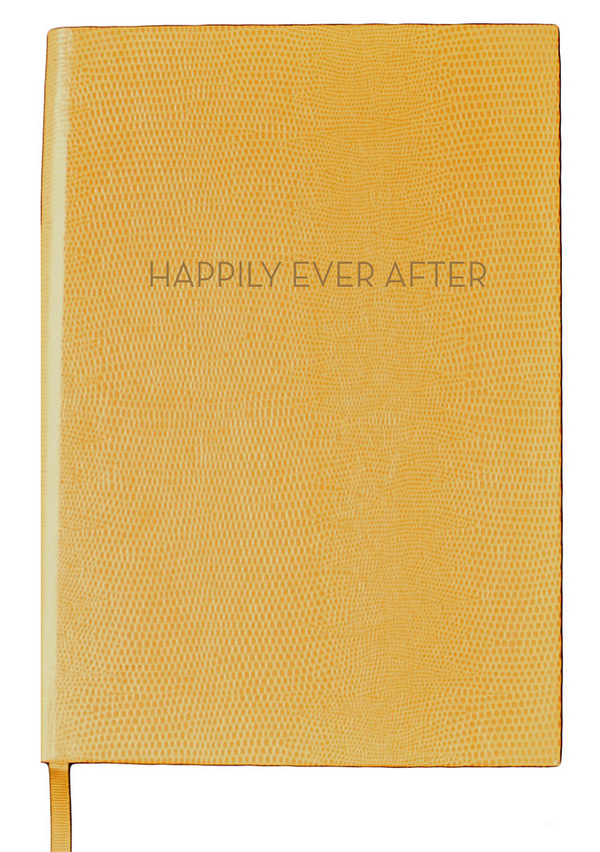 NOTEBOOK NO°108 - Happily Ever After