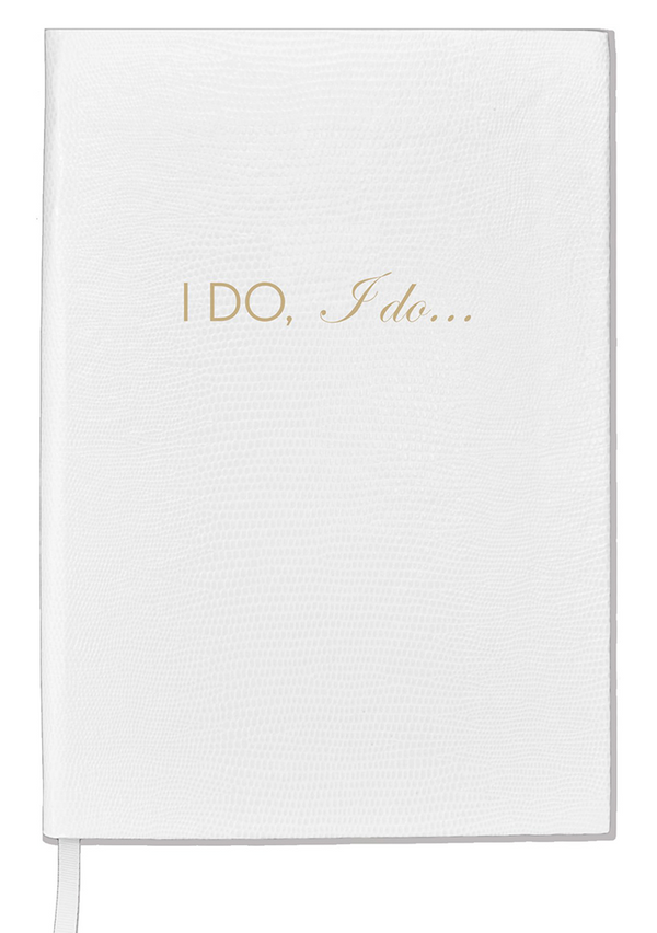NOTEBOOK NO°102 - I Do, I Do