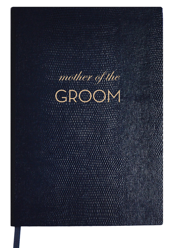 NOTEBOOK NO°109 - Mother of the Groom