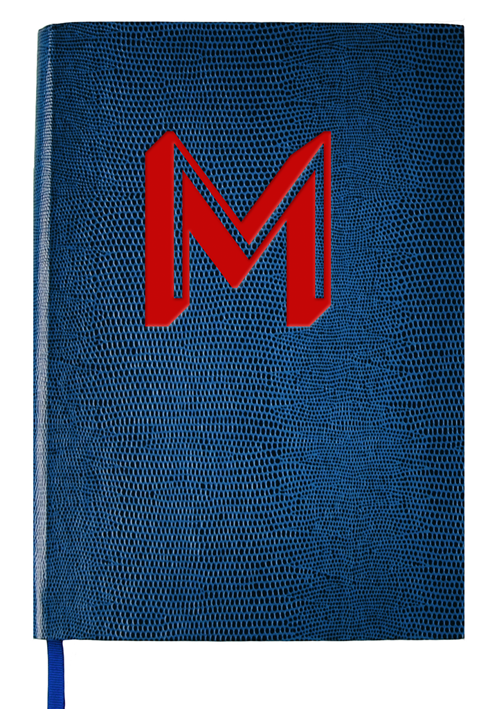 ALPHABET NOTEBOOK - M