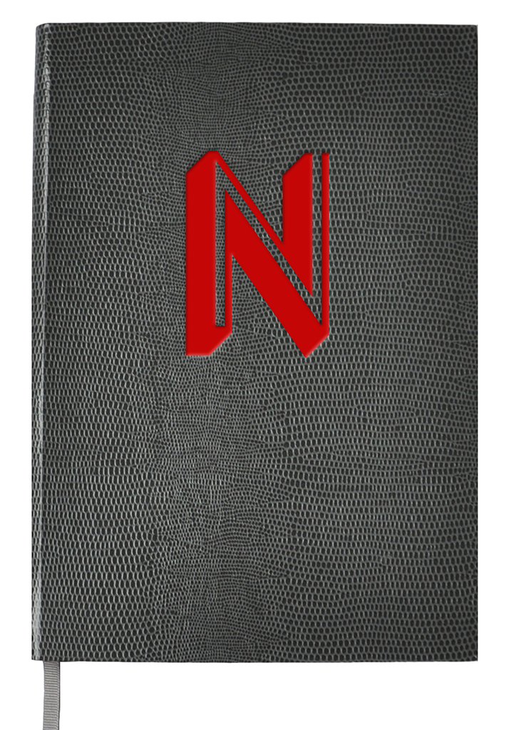 ALPHABET NOTEBOOK - N