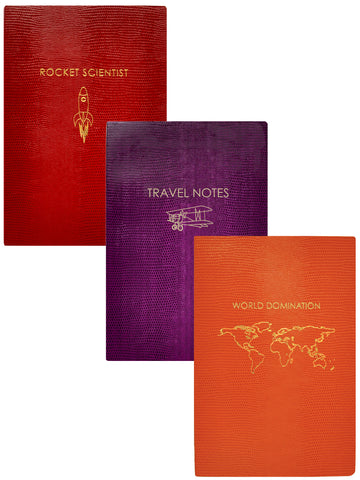A5 Softcover Set - Travel