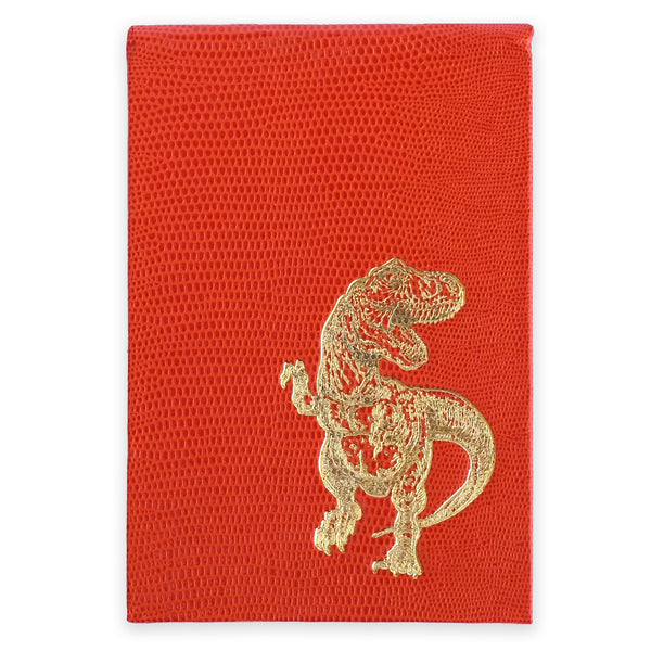 REFILLABLE NOTEPAD NO°99 - DINOSAUR