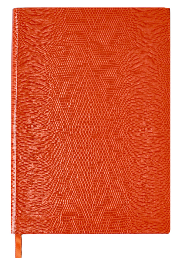 NOTEBOOK - ORANGE