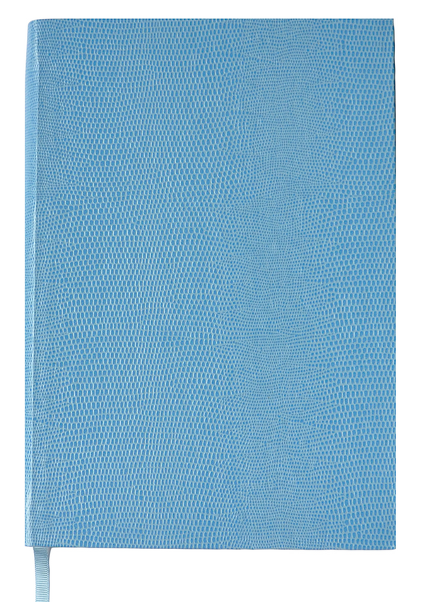 NOTEBOOK - POWDER BLUE
