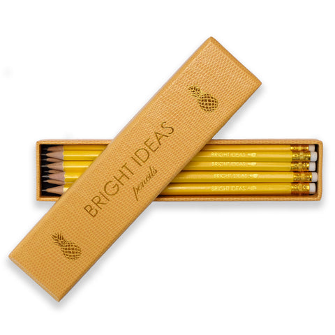 Box of 10 Pencils - Bright Ideas