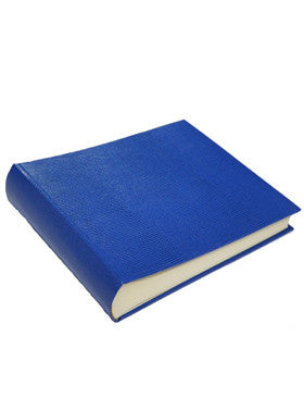 PHOTO ALBUM ROYAL BLUE MEDIUM