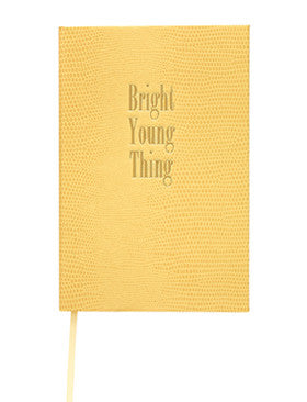 BRIGHT YOUNG THING - POCKET NOTEBOOK