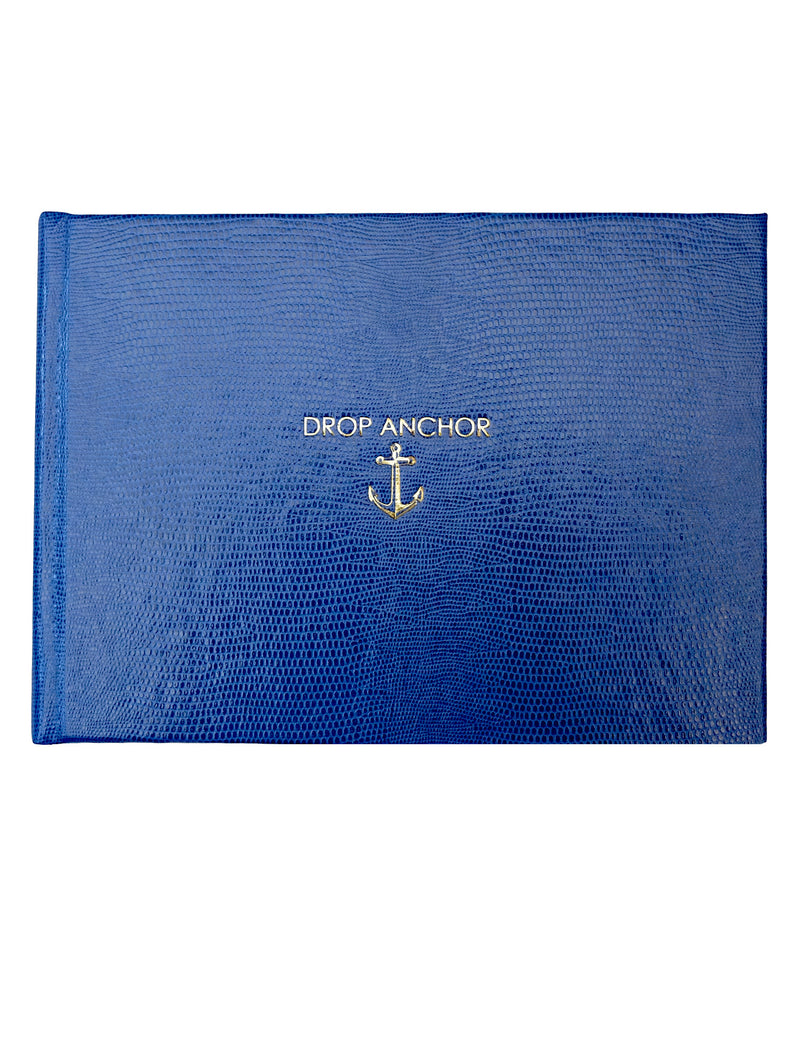 GUEST BOOK NO°87 - DROP ANCHOR