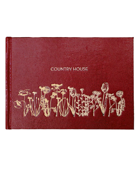 Country House - Guest Book